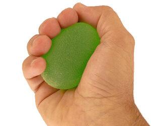 كرة يد مطاطية
